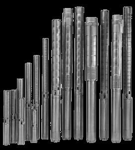 Скважинные насосы Grundfos серии SQ